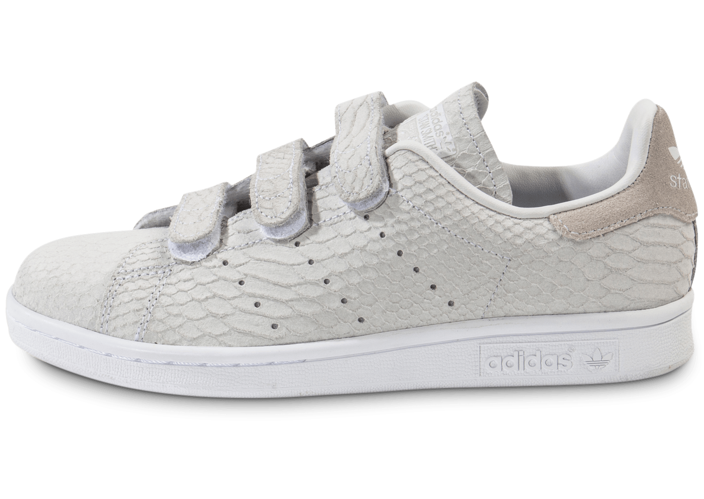 adidas stan smith velcro grise,Chaussures adidas Stan Smith